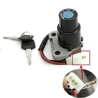 2008 2014 YZF R125 Motorcycle Ignition Switch Lock Keys For Yamaha YZF R125 YZFR125 2008 2009 2010 2011 2012 2013 2014