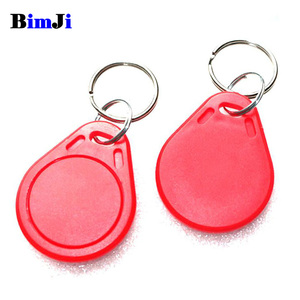 Image 4 - 10pcs 13.56mhz UID RFID 13.56 mhz Changeable Tag Keyfob Blank Writable Card Rewriteable for Copier Writer Duplicator Copy