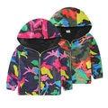 Kids Boys Children Stormbeak Waterproof Jacket Rain Coat Windbreaker Clothes children's jackets coat 2016