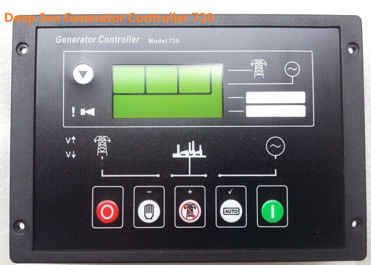 made in china Deep sea Generator Controller DSE720,control panel DSE720 made in china deep sea generator controller 720 replace dse720 control panel dse720
