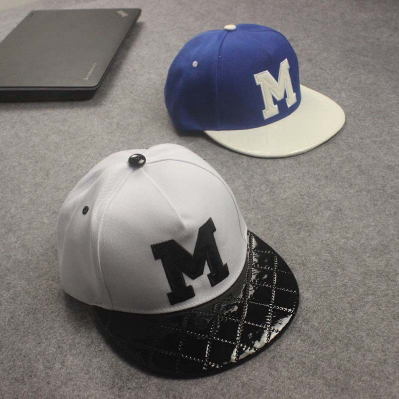 M letter baseball cap hip hop men brand snapback cap snap back for women-in Baseball  Caps from Apparel Accessories on Aliexpress.com  7dce9ea883b5