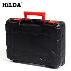 HILDA многофункциональная электрическая шлифовальная машина аппаратная коробка для хранения деталей портативная для 400 Вт