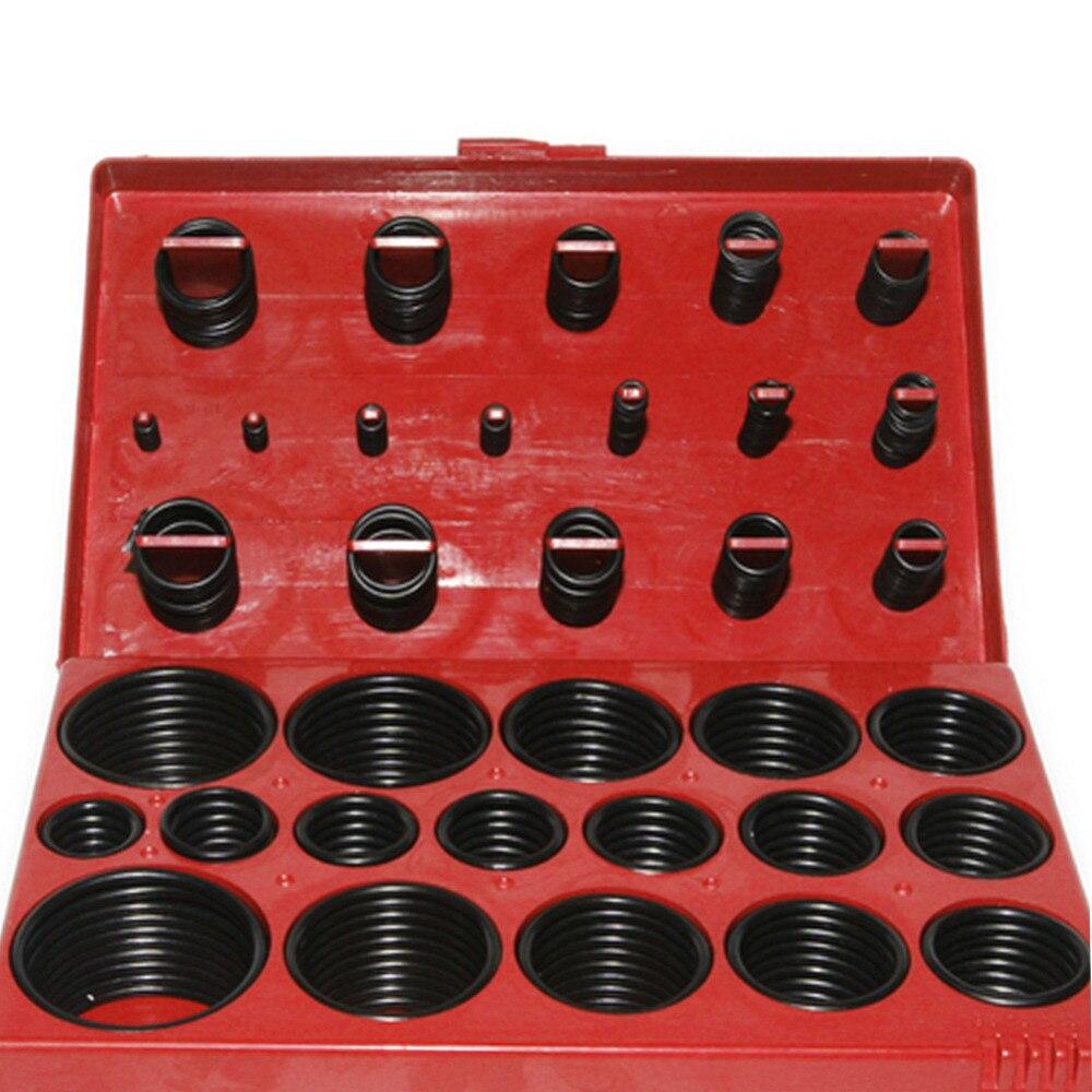 Image 3 - VODOOL различные размеры резиновая шайба авто уплотнительное кольцо уплотнение Ассортимент Комплект Универсальный уплотнительное кольцо для водопровода-in Затворы from Автомобили и мотоциклы