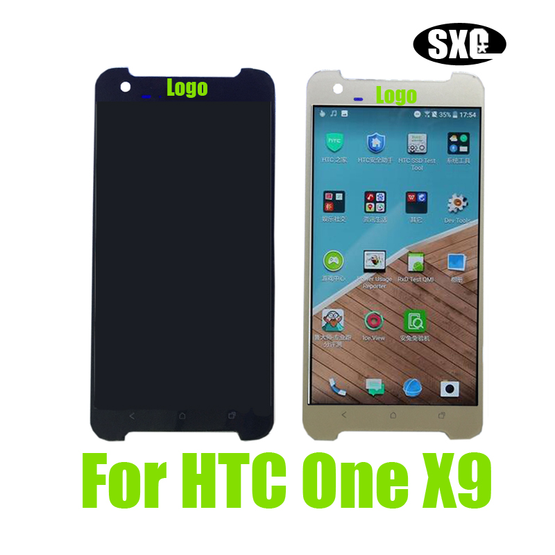 Best ! High Quality LCD For HTC One X9 Display With Touch Screen Digitizer Assembly Replacement For One X9 orient u3l 1000 usb 3 0 gigabit ethernet adapter rtl8153 chipset 10 100 1000 мбит с поддержка win10 linux mac os