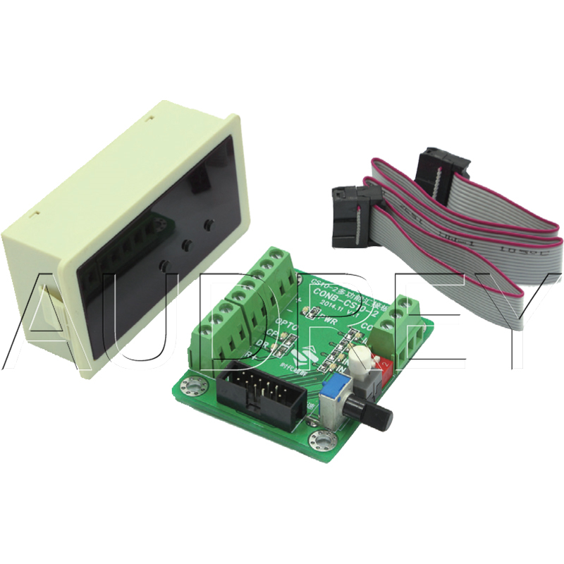 CS10-2 intelligent single axis servo  stepper motor pulse generator controller potentiometer speed regulation