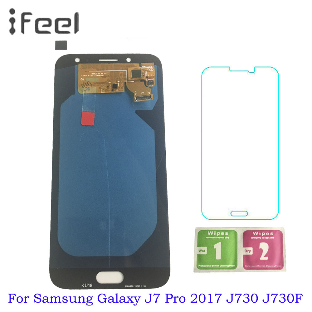 For Samsung Galaxy J7 Pro 2017 J730 J730F LCD Screen Display Touch Digitizer Assembly Replacement Super Amoled lcdFor Samsung Galaxy J7 Pro 2017 J730 J730F LCD Screen Display Touch Digitizer Assembly Replacement Super Amoled lcd