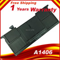 """Nova Original genuine A1406 bateria Para Apple Para Macbook Air 11 """"Mid 2011 & A1465 A1370 Meados de 2012 7.3 V 35WH frete grátis"""