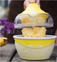 Frozen Fruit Machine Icecream Home Full Automatic Mini Slush Machine Household Ice Cream Maker