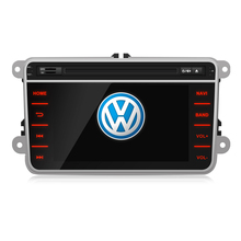 New ! 7″ 1080P Capacitive Screen Car DVD Player GPS For VW/Skoda/Seat Can Bus WiFi 3G USB DVR Mirror Link Bluetooth OBD2 Radio