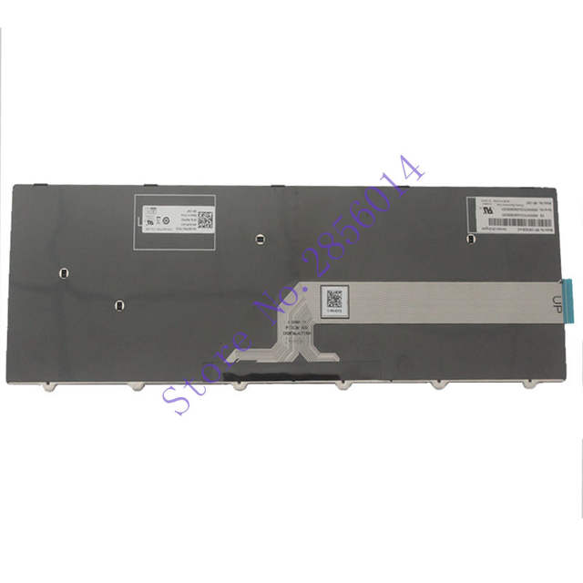 US $9 16 6% OFF UK Keyboard FOR DELL Inspiron 15 3000 5000 3541 3542 3543  5542 3550 5545 5547 15 5547 15 5000 15 5545 17 5000 UK laptop keyboard-in