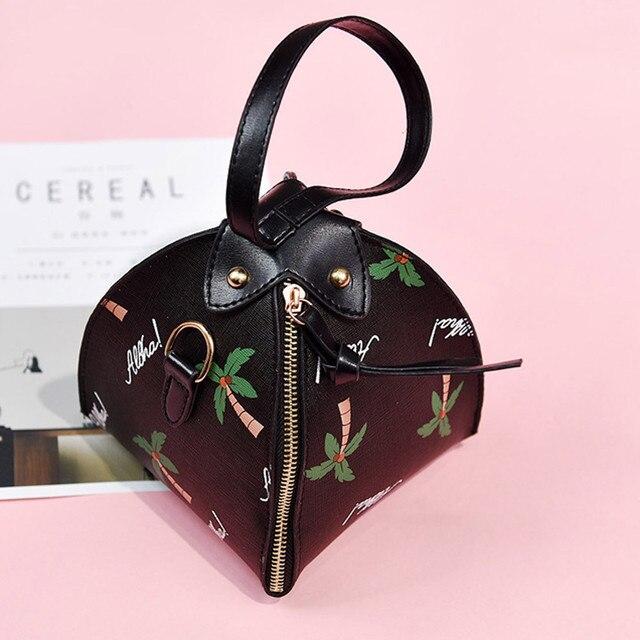 f49d5e15e8bb handbags Women luxury brand Messenger Bags Triangle Lantern Bag Shoulder Bags  Handbag Small Body Bags high quality Bolsas  5