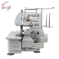 1 pc 434d 220 v/110 v multifuncional casa overedge máquina de costura elétrica máquina de costura de quatro sacos|machine sewing machine|machine machinemachine sewing -