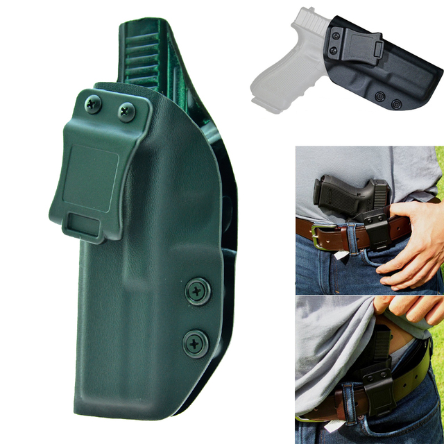 US $29 99 |KYDEX Glock Smith & Wesson M&P Shield 9MM/ 40 IWB Holster Glock  Holsters-in Holsters from Sports & Entertainment on Aliexpress com |