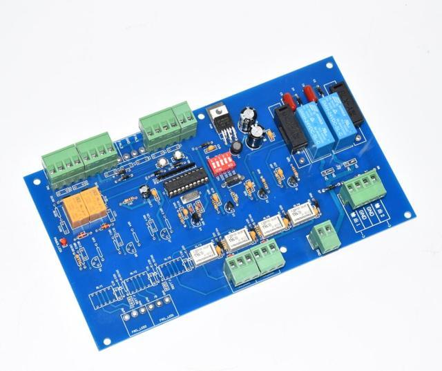 full height turnstile magnetic mechanism circuit board card controller tripod turnstile motherboard