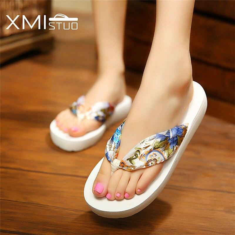 Las sandalias con estilo Sweet Style de XMISTUO se inclinan con un - Zapatos de mujer - foto 2