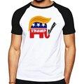 T-shirt for men women Donald Trump Tee Mens Make America Great Again T Shirt 2016 US presidential election Mens Printed  Tshirt