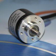 Codificador 100 P/R 360 P/R 400P/R 600P/R codificador rotatorio Incremental AB fase 6mm eje + acoplamiento 5V  24V 12V nuevo