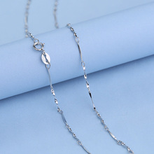 Women's Adjustable 925 Sterling Silver Chain