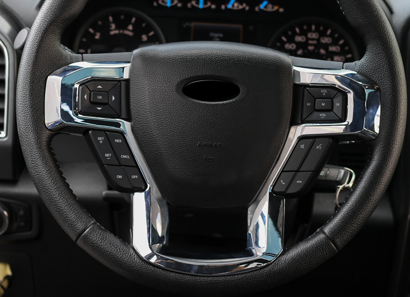 For ford expedition 2018 abs chromed interior steering - 2013 ford explorer interior parts ...