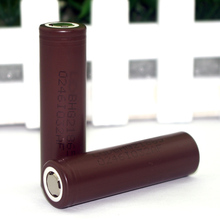 New Original FOR LG HG2 18650 3000mAh battery 18650HG2 3.6V discharge 20A, dedicated electronic cigarette Power battery