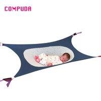 Hammock Tent Infant Safety Baby Hammock Print Newborn Children S Detachable Portable Bed U70831