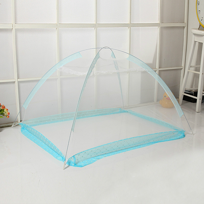 Portable Mosquito Netting : Hot sale cute baby crib netting portable foldable