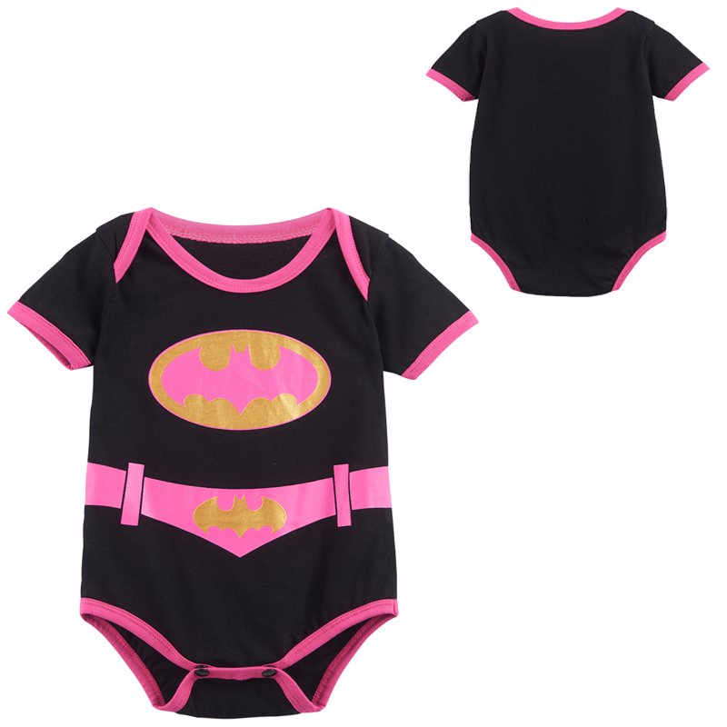 Newborn Baby Girl Batgirl Costume Bodysuit Infant Party Funny Cosplay Playsuit 0 24 Months-in Bodysuits from Mother u0026 Kids on Aliexpress.com | Alibaba Group  sc 1 st  AliExpress.com & Newborn Baby Girl Batgirl Costume Bodysuit Infant Party Funny ...