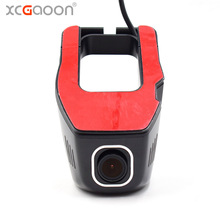XCGaoon A7 Wi-Fi Автомобильный регистратор DVR Цифрового Видео Регистраторы камера видеорегистратор 1080 P Ночь Версия Новатэк 96655, Применение SONY 323 Сенсор