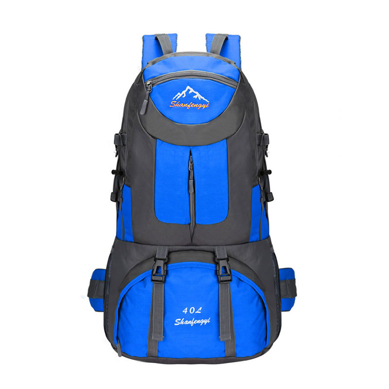 Outdoor Backpack Travel Climbing Backpacks Waterproof Rucksack Mountaineering bag Nylon Camping Hiking Backpack