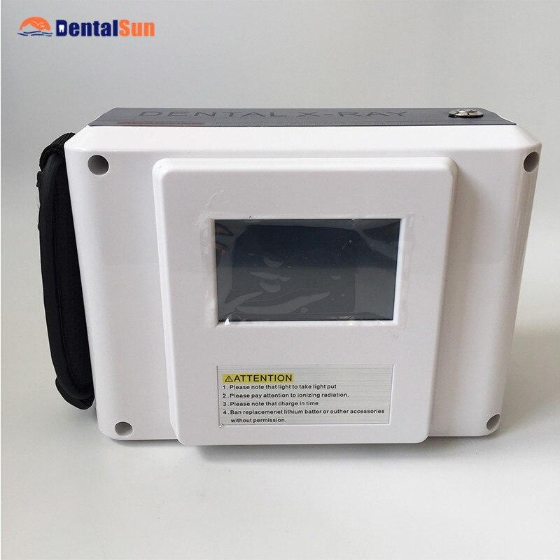 LEC Touch-Screen Máquina de Raio X Odontológico Portátil/Unidade de Raios X Dentais