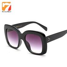 Moda gafas de Sol Mujeres Diseñador de la Marca de La Vendimia de Steampunk Gafas de Sol de Gran Tamaño Mujeres Remache Shades Gafas gafas De Sol UV400