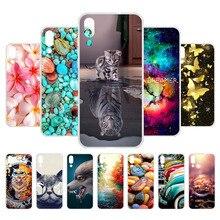 3D DIY Phone Case For Umidigi One Max Case Cover 6.3 Painted Soft Silicone TPU Cases For Umidigi One Max Protective Funda Cover стоимость
