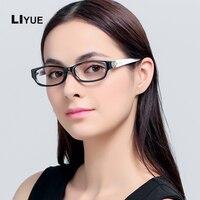 Acetate Eyeglasses Frame Women Optical Clear Lens Reading Glasses Frame Spectacle Frames Prescription Glasses Myopia Eyewear
