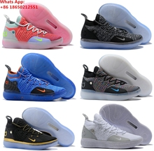 be389e7e299e Zoom KD 11 EP XI EYBL Peach Jam Hot Punch Kevin Durant Men KD11 Basketball  Shoes