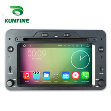 Android 7.1 Quad Core 2 GB RAM GPS Del DVD Del Coche de Navegación Reproductor Multimedia Estéreo Del Coche para Alfa Romeo 159 2005-Radio Headunit