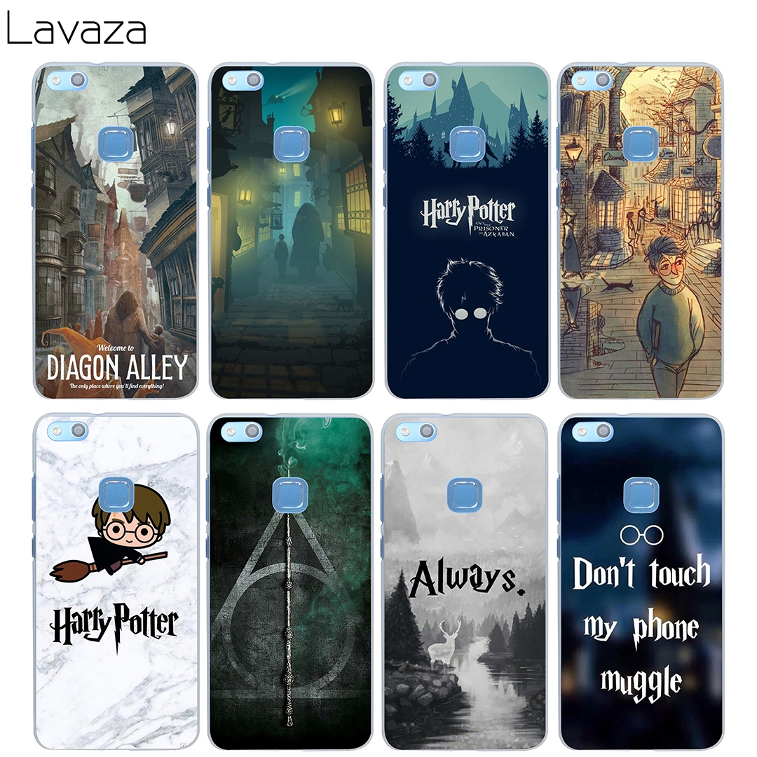 Lavaza 857X Harry Potter Welcome to Diagon Case for Huawei ...