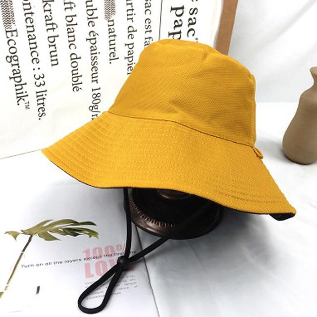 Womail Hat Brim Summer Cap...