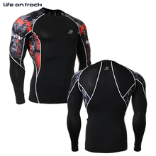 Life On Track Man Jersey Classical Outdoor Activities Running Cycling Long-Sleeved Clothing Gym Sports Bicycle Bike Sportswear