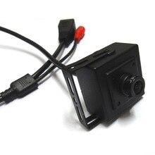 HD CCTV Starlight Низкая освещенность Sony imx225 мини 1.3mp сети ip Камера День Ночь ИК-Цвет ONVIF Hisilicon