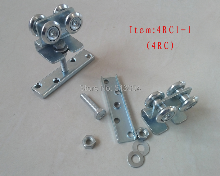 1 inch sliding gate or window hanging pulley