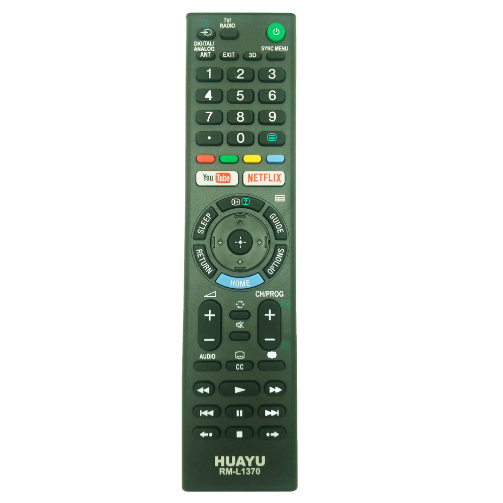 Aliexpress.com : Buy RM L1370 Fit For SONY LED TV Remote