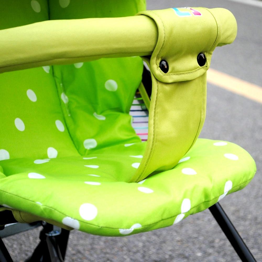 Silla de paseo de asiento de cochecito de bebé de bebé de colores - Actividad y equipamiento para niños - foto 5