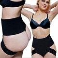 Sexy butt lift talladora de la envoltura que adelgaza body shapers pantalones butt lifter con tummy control de la talladora fajas corsé de cintura trimmer cinturón