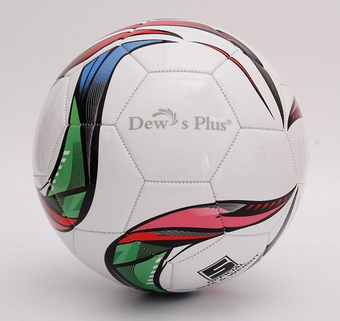 ФОТО Top quality!2016 New A+++ Bundesliga match football Anti-slip granules ball TPU size 5 football balls,Free shipping!