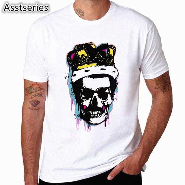 eaa4425e52b0 The Queen Band Freddie Mercury summer Comic Men T-shirt Short sleeve O-Neck  Fashion t-shirt Harajuku Cool male Tshirt HCP4535