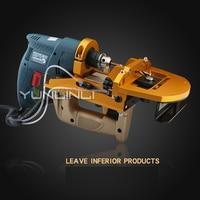 Perfurador de furo lateral tipo de placa cnc máquina de corte para trabalhar madeira perfurador pneumático três-em-um broca horizontal hy