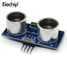 HC-SR04 Ultrasonic Sensor Module HCSR04 Distance Measuring Transducer Sensor SR04 Ultrasonic Sensor For Arduino Distance Sensors(China)