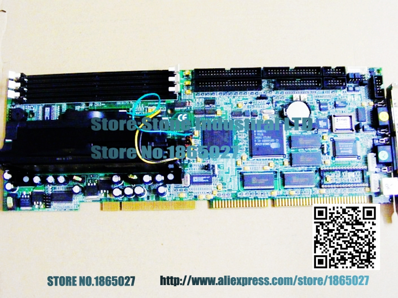 Industrial IPC motherboard with CPU SBC-8173 Rev.A3 physical map 100% test good quality ibs 940 industrial motherboard with 945 chipset fully replace fsc 1814 100% test