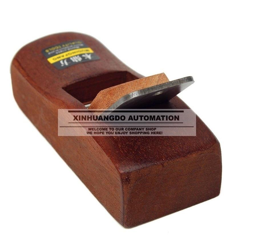 "4"" 100mm Mini Japanese Hand Planer Carpenter Hard wood Hand Tools Easy for Sharpening"