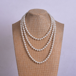 150cm Long Pearl Necklace...